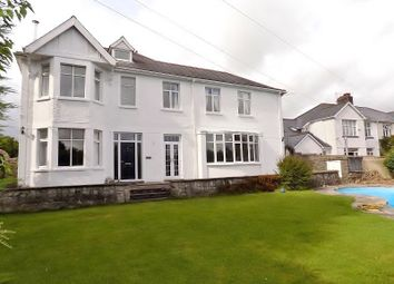Thumbnail 4 bed detached house for sale in West Road, Bridgend