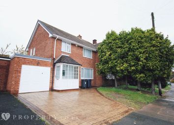 Thumbnail 3 bed semi-detached house to rent in St. Denis Road, Northfield, Birmingham