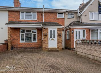 Green Lane, Leamore, Walsall WS3. 3 bed terraced house for sale