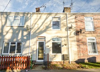 Thumbnail 2 bed terraced house for sale in Water Lane, North Hykeham, Lincoln, Lincolnshire