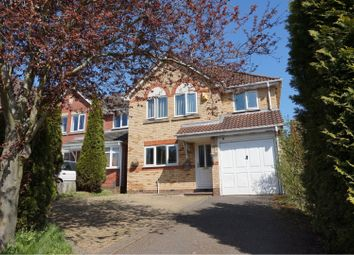Thumbnail 4 bed detached house for sale in Laurel Drive, Nuneaton