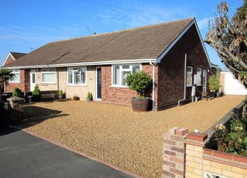 Thumbnail 3 bedroom semi-detached bungalow for sale in Raymond Road, Hellesdon, Norwich