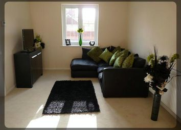 Thumbnail 1 bed flat to rent in Woodheys Park, Kingswood