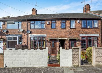 Thumbnail 3 bedroom terraced house for sale in Warwick Street, Hanley, Stoke-On-Trent