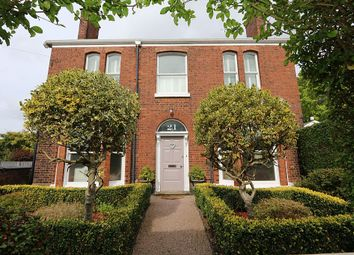 Thumbnail 5 bed detached house for sale in Victoria Road, Macclesfield, Cheshire