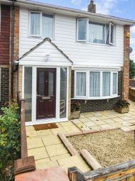 Thumbnail 3 bed semi-detached house for sale in Worldham Road, West Leigh, Havant, Hampshire