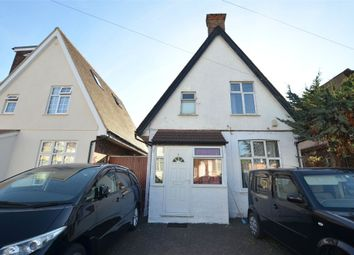 Thumbnail 3 bed detached house for sale in Park Road, Wembley, Greater London
