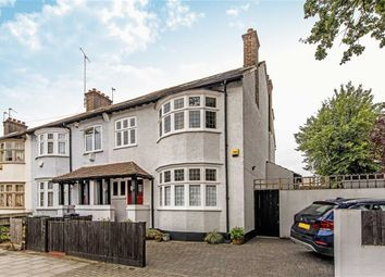Thumbnail 4 bed property for sale in West Road, London