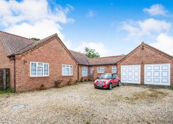 Thumbnail 4 bed detached bungalow for sale in Nursery Drive, Norwich Road, North Walsham