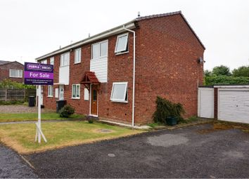 Thumbnail 2 bedroom end terrace house for sale in Benson Close, Perton, Wolverhampton