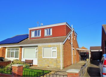 Thumbnail 3 bed semi-detached bungalow for sale in Premier Road, Stockton-On-Tees