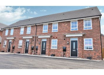 Thumbnail 2 bed terraced house for sale in 3 Crompton Place, Garstang, Preston