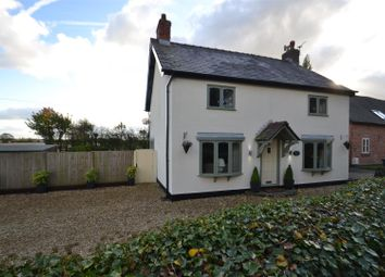 Thumbnail 4 bed detached house for sale in Hatton Lane, Hatton, Warrington