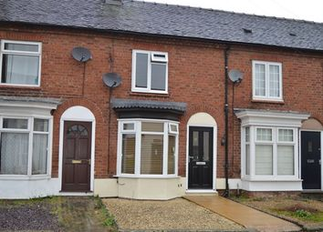Thumbnail 2 bed town house for sale in Shrewsbury Road, Market Drayton
