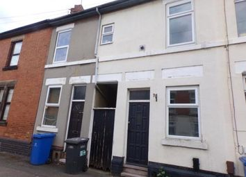 Thumbnail 2 bed terraced house for sale in Radbourne Street, Derby, Derbyshire