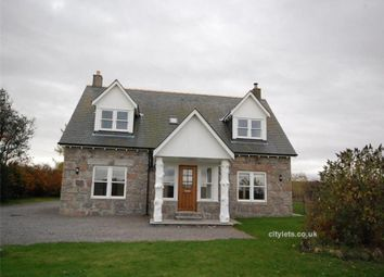 Thumbnail 5 bed detached house to rent in Peterculter