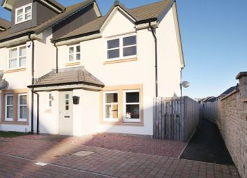 Thumbnail 3 bed end terrace house for sale in Bridgetown Place, Kirkcaldy, Fife
