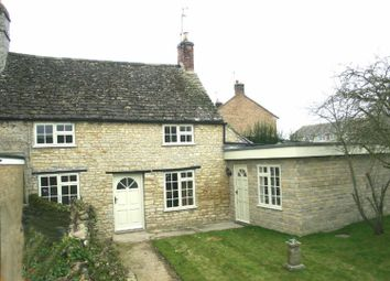 Thumbnail 2 bed cottage to rent in Station Road, Barnack, Stamford