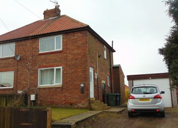 Thumbnail 2 bed semi-detached house for sale in Beech Grove, Trimdon Station
