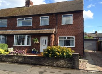 Thumbnail 4 bed semi-detached house for sale in Garfit Street, Middlewich