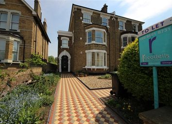 Thumbnail Studio to rent in Beverley Court, Breakspears Road, London
