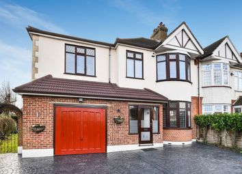 Thumbnail 4 bed semi-detached house for sale in Avery Hill Road, New Eltham, London