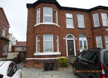 Thumbnail 1 bed flat to rent in Derby Road, Southport