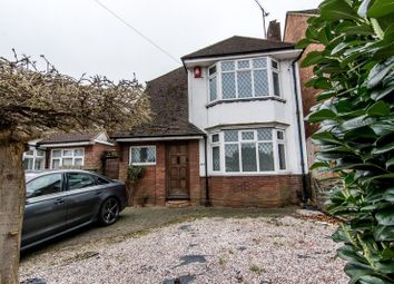 Thumbnail 3 bedroom detached house for sale in Dunstable Road, Luton, Bedfordshire