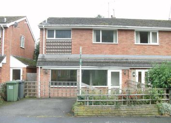Thumbnail 3 bed semi-detached house to rent in The Birches, Stourport-On-Severn