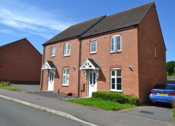 Thumbnail 3 bed property to rent in Darwin Crescent, Loughborough