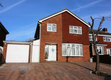 4 bed detached house for sale in Bearsted Drive, Basildon SS13