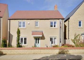 Thumbnail 4 bed detached house to rent in Whitelands Way, Bicester
