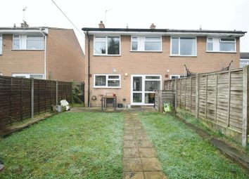 Thumbnail 3 bed property for sale in Denham Close, Wivenhoe, Colchester