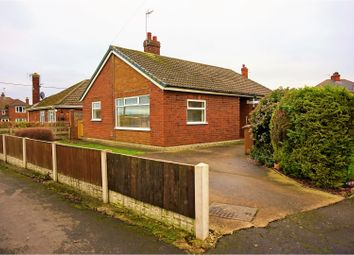 Thumbnail 2 bed detached bungalow for sale in Beech Avenue, Scunthorpe