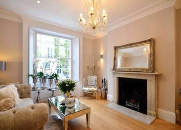 Thumbnail 4 bedroom terraced house to rent in Delancey Street, London