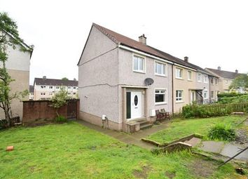 Thumbnail 3 bedroom end terrace house for sale in Pleaknowe Crescent, Moodiesburn, Glasgow