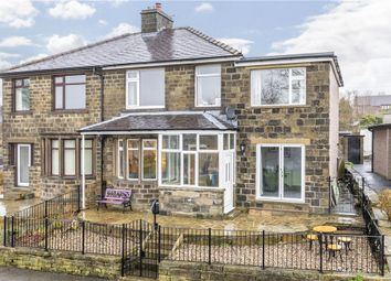 Thumbnail 5 bed semi-detached house for sale in Dale View, Silsden, Keighley, West Yorkshire