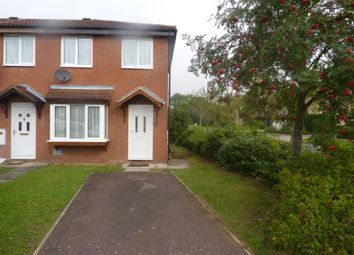 Thumbnail 2 bedroom semi-detached house to rent in Wagner Close, Browns Wood, Milton Keynes, Bucks