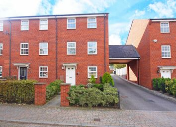 3 bed town house for sale in The Buntings, Exminster, Exeter EX6