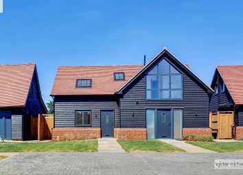 Thumbnail 3 bed semi-detached house for sale in Sewardstone Road, London, Greater London.