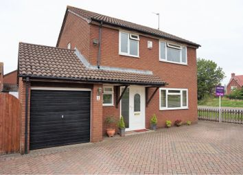 Thumbnail 4 bed detached house for sale in Swallow Park, Thornbury