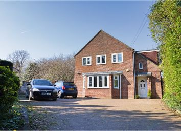 Thumbnail 4 bedroom detached house for sale in Purton Road, Swindon