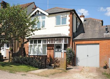 Thumbnail 4 bed detached house to rent in Ver Road, St.Albans