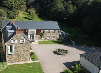 Thumbnail 5 bed country house for sale in La Rue A La Dame, St Saviour