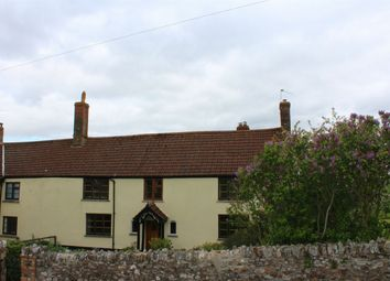 Thumbnail 5 bedroom detached house to rent in The Old Farmhouse, Angersleigh, Somerset