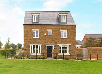 Thumbnail 4 bed semi-detached house for sale in The Robins, Adderbury, Banbury, Oxfordshire