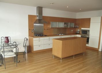 Thumbnail 2 bed flat to rent in Lancefield Quay, Finnieston