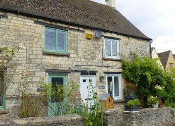 Thumbnail 2 bed cottage to rent in Convent Lane, Woodchester, Stroud