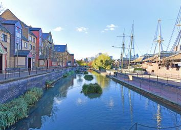 Thumbnail 2 bed flat for sale in Discovery Walk, Wapping