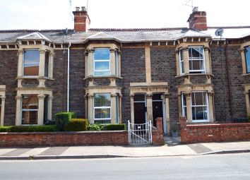Thumbnail 3 bed terraced house to rent in Beaufort Road, Taunton